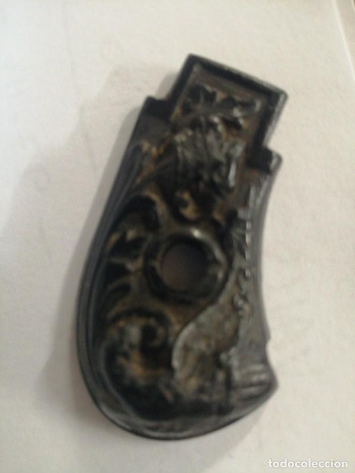 Militaria: Mini revolver calibre 7,65, 5 recamaras, antiguo - Foto 6 - 255966740