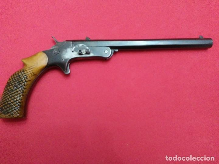 Militaria: Pistola de salon 6 mm flobert - Foto 2 - 257446115