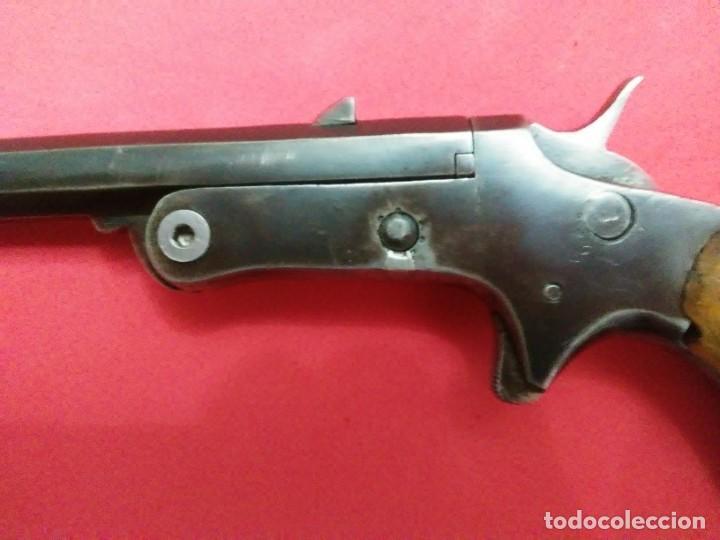 Militaria: Pistola de salon 6 mm flobert - Foto 5 - 257446115