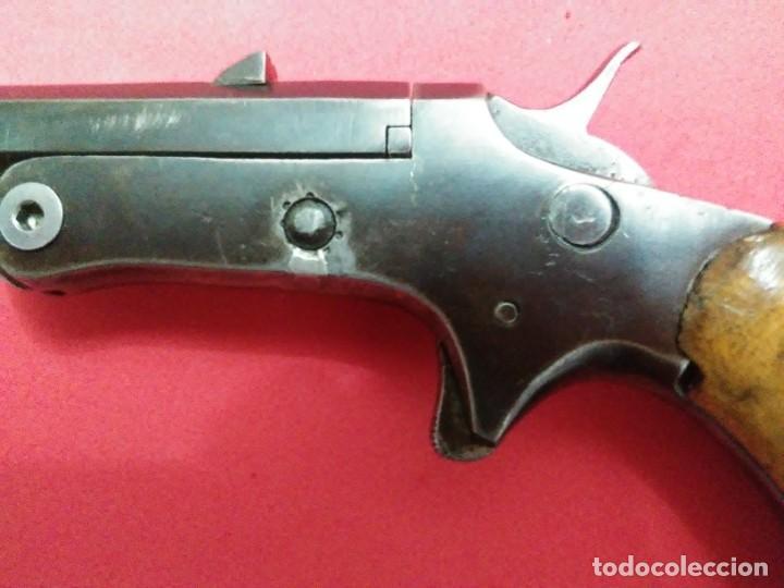 Militaria: Pistola de salon 6 mm flobert - Foto 7 - 257446115