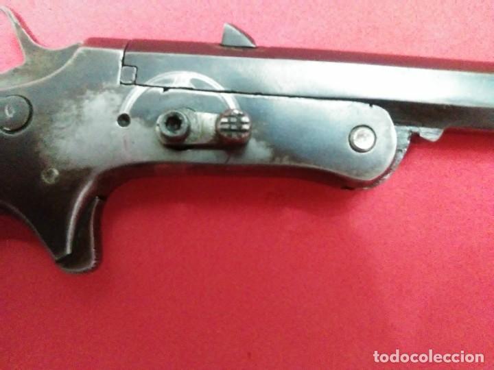 Militaria: Pistola de salon 6 mm flobert - Foto 11 - 257446115