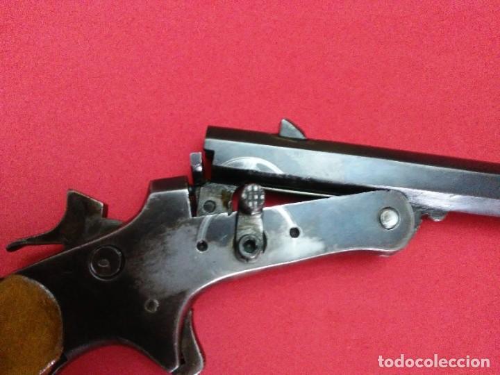 Militaria: Pistola de salon 6 mm flobert - Foto 16 - 257446115