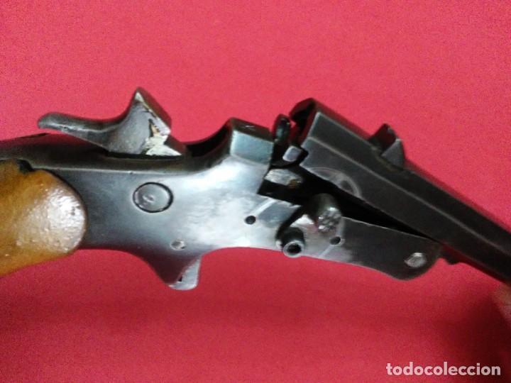 Militaria: Pistola de salon 6 mm flobert - Foto 17 - 257446115