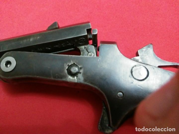Militaria: Pistola de salon 6 mm flobert - Foto 21 - 257446115