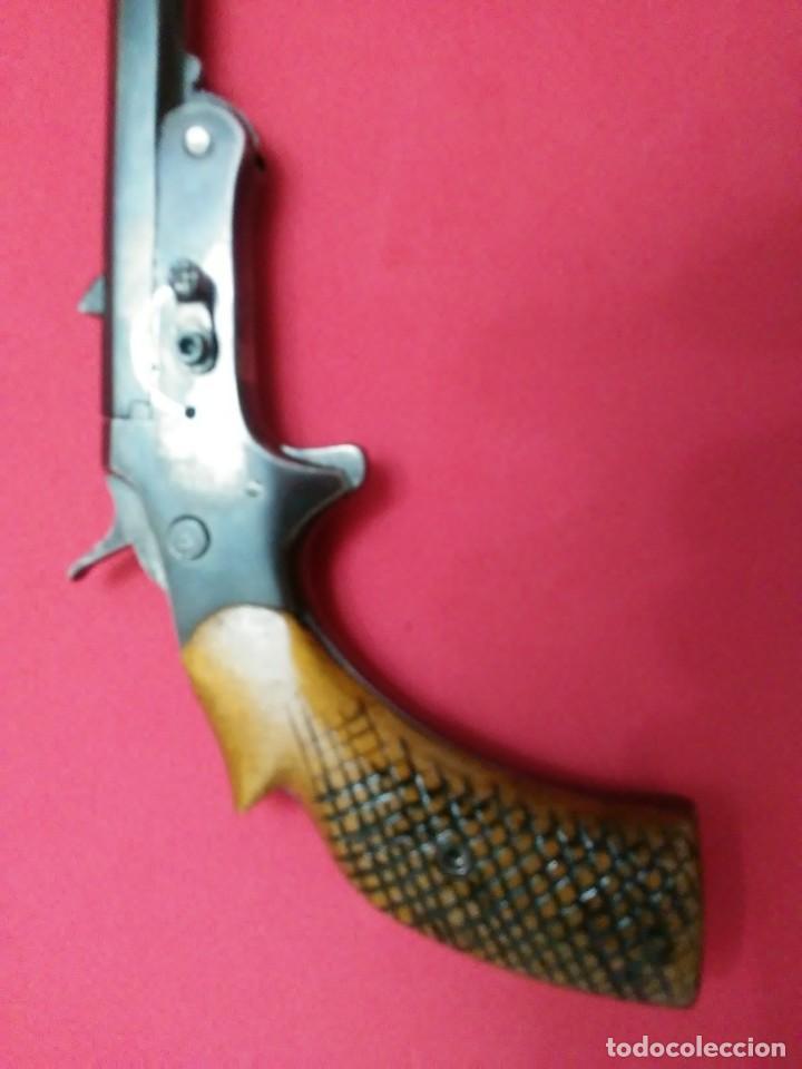 Militaria: Pistola de salon 6 mm flobert - Foto 26 - 257446115