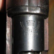 Militaria: FUSIL MAUSER ESPAÑOL FABRICADO POR LA II REPÚBLICA EN 1932, CON CORONA MURAL EN RECÁMARA Y CULATA.. Lote 257736565