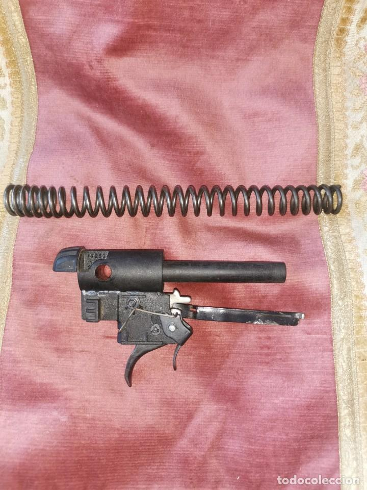 Militaria: Mecanismo disparo carabina gamo delta y muelle real. Aire comprimido 4,5 - Foto 2 - 187592573