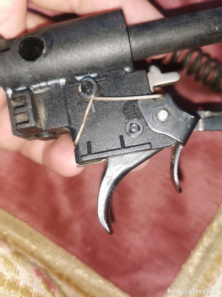 Militaria: Mecanismo disparo carabina gamo delta y muelle real. Aire comprimido 4,5 - Foto 6 - 187592573