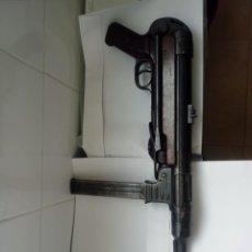Militaria: MP40 CON CERTIFICADO EU. Lote 262726885