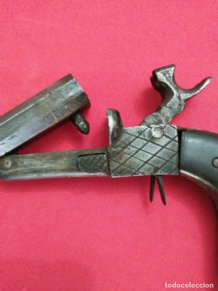 Militaria: Pistola lefaucheux - Foto 3 - 264498474