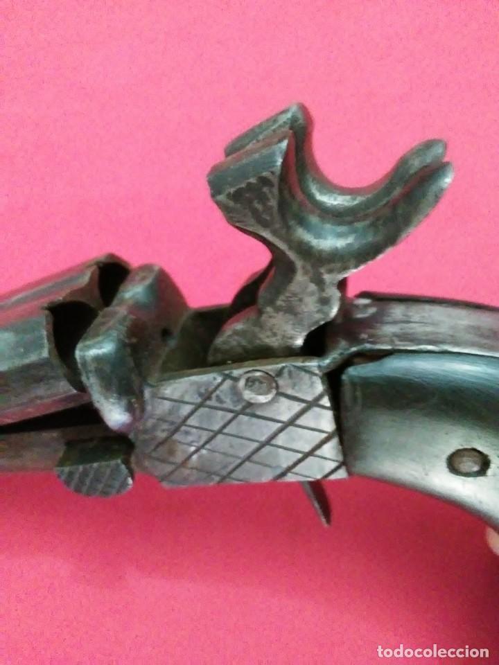 Militaria: Pistola lefaucheux - Foto 7 - 264498474