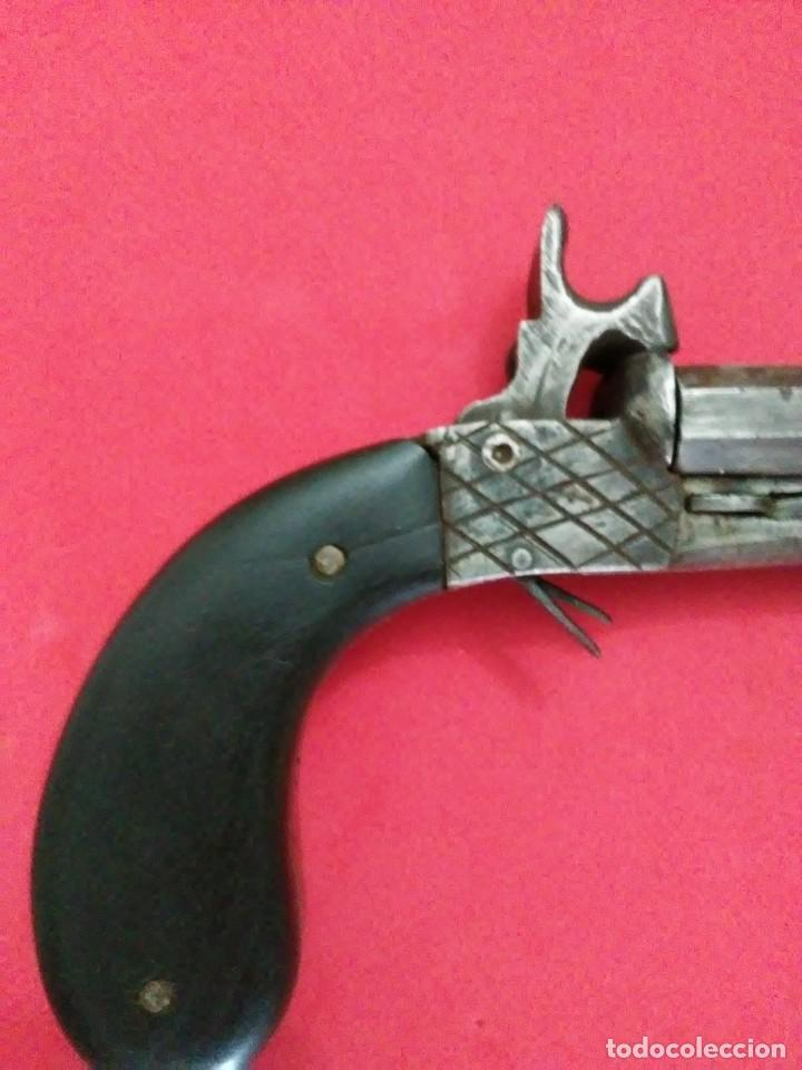 Militaria: Pistola lefaucheux - Foto 11 - 264498474