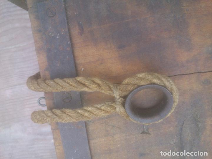 Militaria: Caja de madera de munición.Nato español - Foto 7 - 266578938