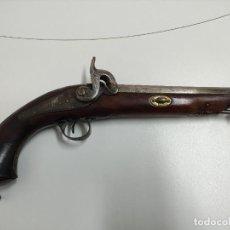 Militaria: PISTOLA NICOLAS ALBERDI 1853. Lote 266890564