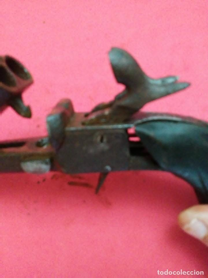 Militaria: Pistola lefaucheux - Foto 10 - 267269829