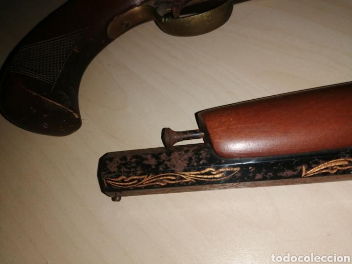 Militaria: Replicas de pistolas antiguas. MENDI - Foto 7 - 267294304