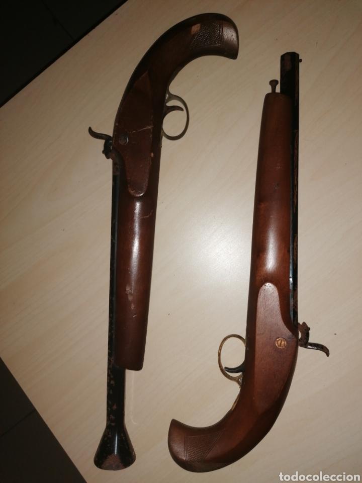 Militaria: Replicas de pistolas antiguas. MENDI - Foto 13 - 267294304