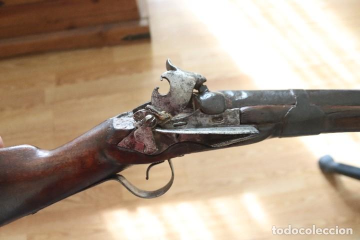 ESCOPETA DE AVANCARGA- PISTON- (Militar - Armas de Fuego de Avancarga y Complementos)