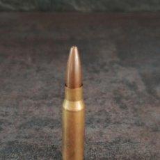 Militaria: CARTUCHO 308 PUNTA HUECA T P INERTE. Lote 268976419