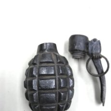 Militaria: GRANADA DE MANO REPUBLICANA, INERTE. Lote 269969893