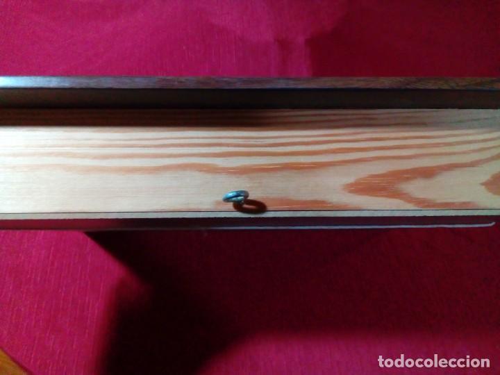 Militaria: Revolver percusión Lefaucheaux enmarcado en bonito cuadro para coleccionistas - Foto 4 - 270139708
