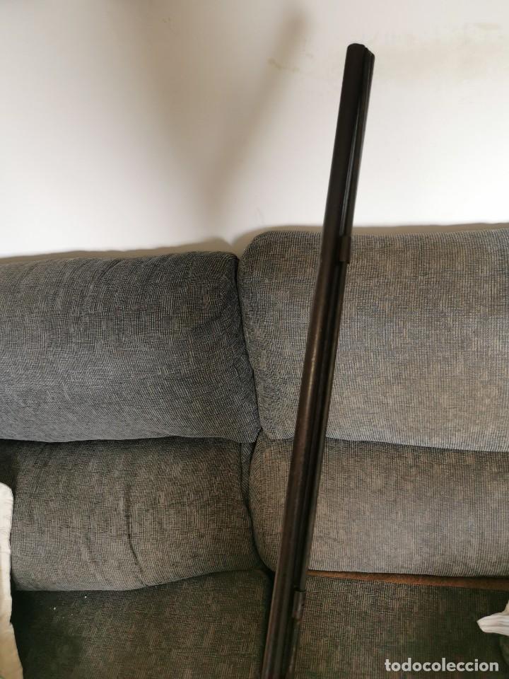 Militaria: Escopeta de avancarga de pistón. Mediados del siglo XIX. Inutilizada. Leer bien el anuncio - Foto 9 - 270221148