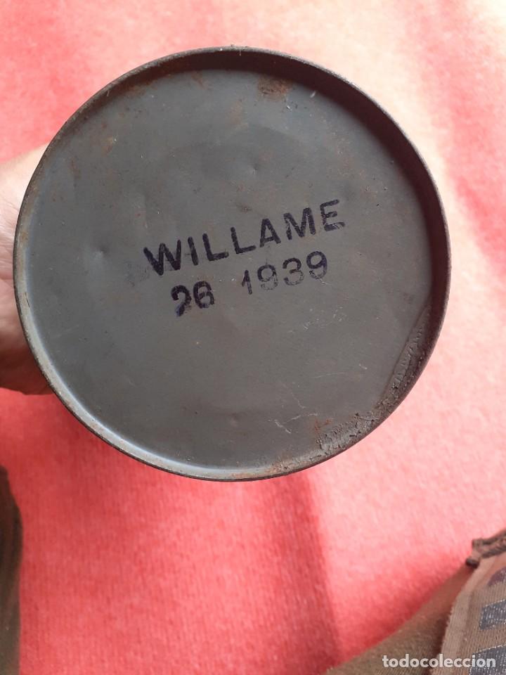 Militaria: MASCARA ANTI GAS WWII 1939 - Foto 2 - 271605858