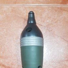 Militaria: GRANADA DE MORTERO 81MM INSTRUCCION -INERTE-. Lote 273307883