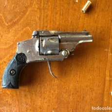 Militaria: REVÓLVER VELODOG (SMITH AND WESSON). Lote 274432333