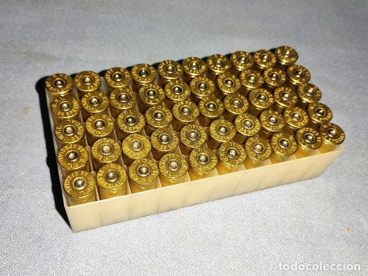 50 CASQUILLOS G.F.L CALIBRE 38 SPECIAL (Militar - Cartuchería y Munición)