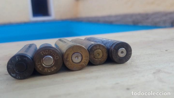 Militaria: Lote munición de monteria - Foto 2 - 284796783