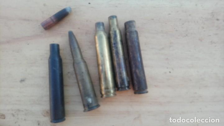 Militaria: Lote munición de monteria - Foto 3 - 284796783