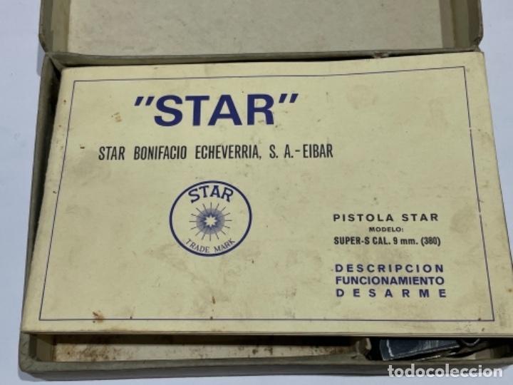 Militaria: Pistola star s seccionada - Foto 13 - 285745618