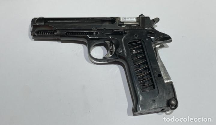 PISTOLA STAR S SECCIONADA (Militar - Armas de Fuego Inutilizadas)