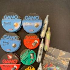 Militaria: GAMO ROUND MATCH CALIBRE 4,5 AIRE COMPRIMIDO. Lote 285758323