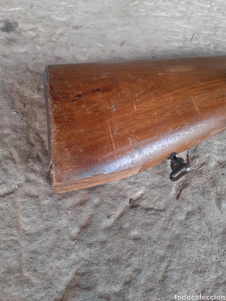 Militaria: ESCOPETA LA LOGROÑESA CAL.12. CAÑONES DE ACERO MARTILLADO. CON GUIA - Foto 3 - 287688833