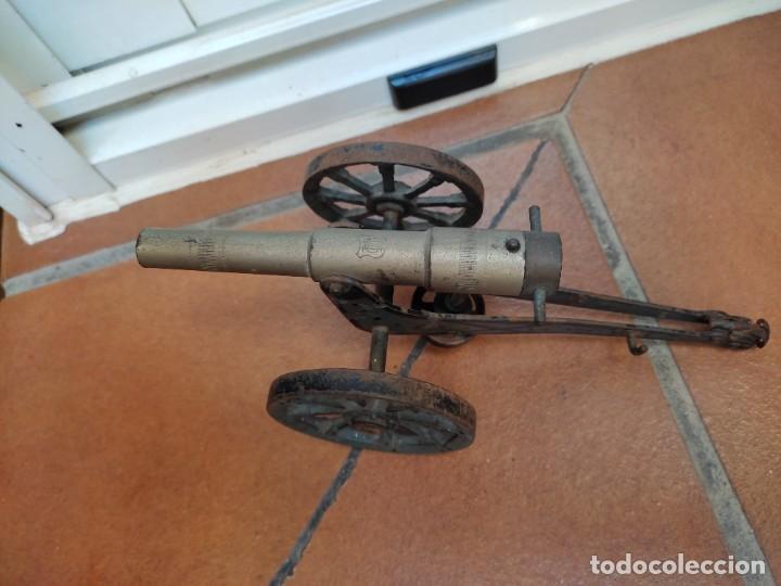 CAÑÓN 9 MM DE RETROCARGA 1890/1920 MARKLIN ALEMÁN LEER DESCRIPCIÓN (Militar - Armas de Fuego de Avancarga y Complementos)