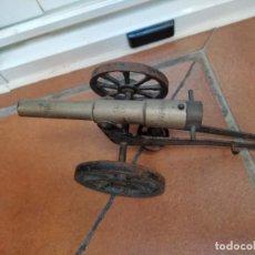Militaria: CAÑÓN 9 MM DE RETROCARGA 1890/1920 MARKLIN ALEMÁN LEER DESCRIPCIÓN. Lote 288306113