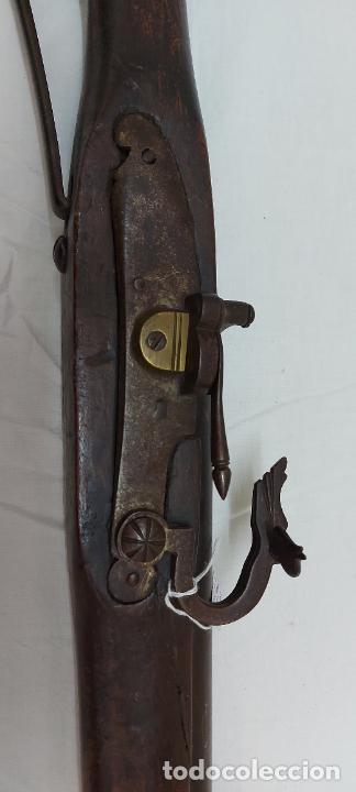 Militaria: Trabuco de chispa de llave de serpiente. - Foto 11 - 253003210