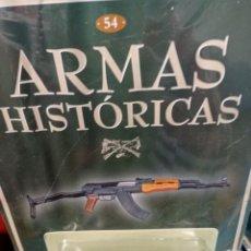 Militaria: ARMAS HISTÓRICAS.N. 54. FUSIL AK-47. Lote 292147998