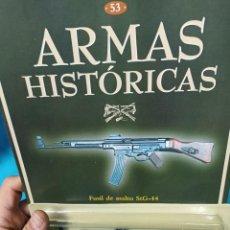 Militaria: ARMAS HISTÓRICAS.N. 53. FUSIL STG-44. Lote 292149043