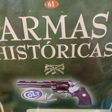 Militaria: ARMAS HISTÓRICAS.N. 61. COLOR PYTHON 357. Lote 292149583