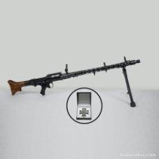Militaria: PACK AMETRALLADORA MG34 RÉPLICA DENIX 1:1. Lote 294511503