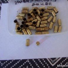 Militaria: CASGUILLOS METALICOS INERTES 45 ACP. Lote 295756068