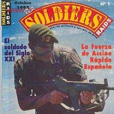 Militaria: REVISTA SOLDIERS N 1. Lote 21011787