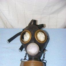Militaria: MASCARA ANTI-GAS. Lote 26450864