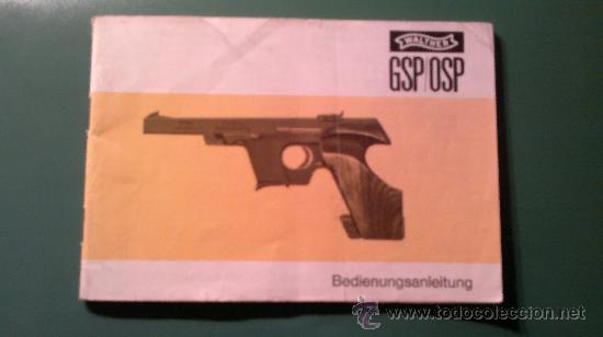 Walther walther gsp pdf manuals for download devicemanuals.