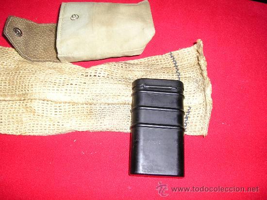 ESTUCHE DE LIMPIEZA ,, PARA AK 47 (Militar - Otros Artículos Relacionados con Armas)