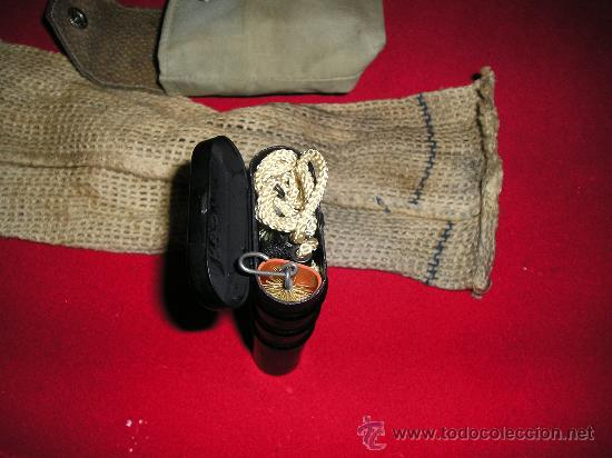Militaria: ESTUCHE DE LIMPIEZA ,, PARA AK 47 - Foto 5 - 37396231