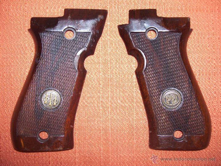 Beretta 84-85 , cachas madera - Sold through Direct Sale